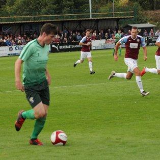 South Shields 5 Garforth 1