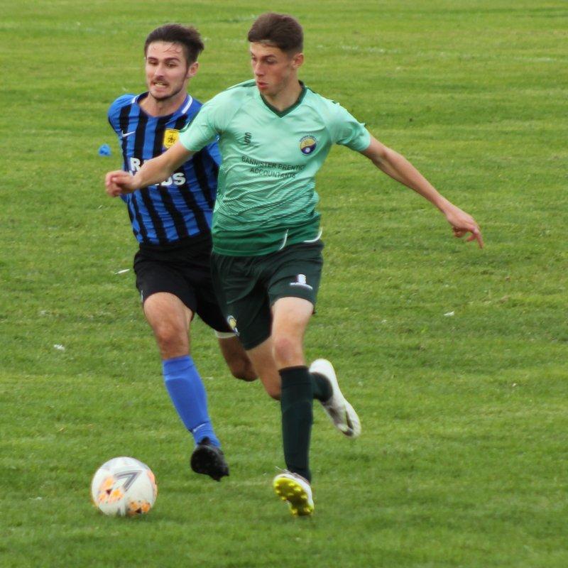 Ryton & Crawcrook Albion 1-2 Garforth Town
