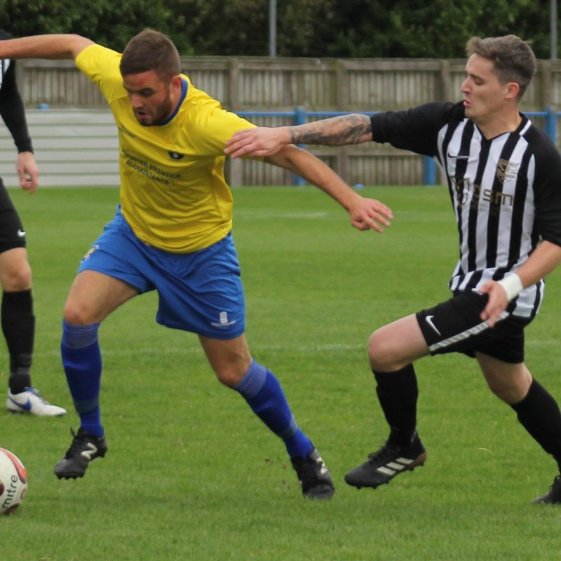 RESULT- Garforth Town 3-0 Penistone
