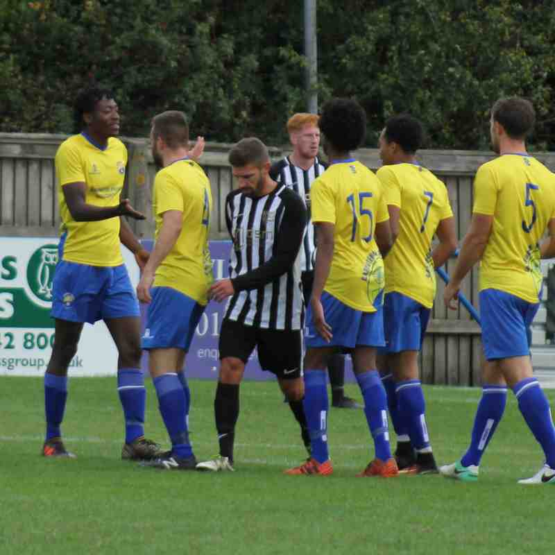 Garforth Town v Penistone Church (22/09/2018) by Steve Richardson