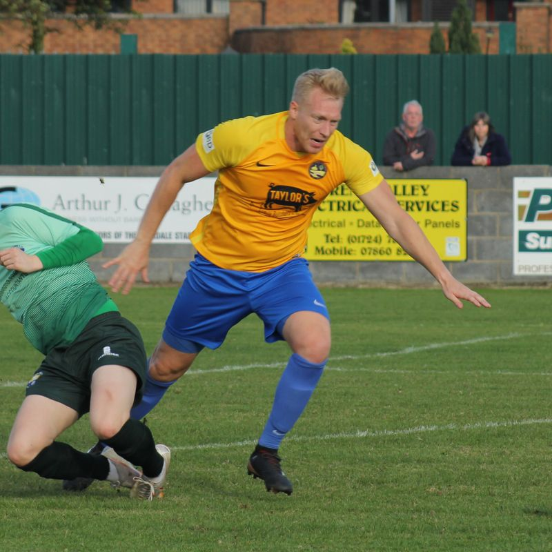 Bottesford 1-0 Garforth Town
