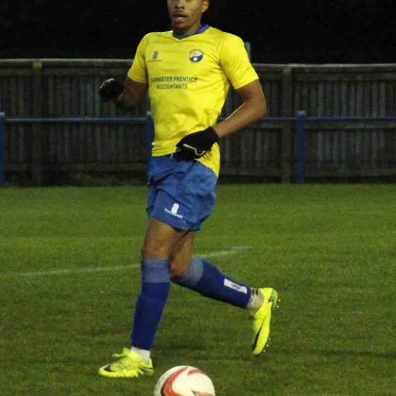 Garforth Town v Bridlington Town (03/11/2018) by Steve Richardson