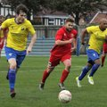 Garforth 1 Bridlington 3
