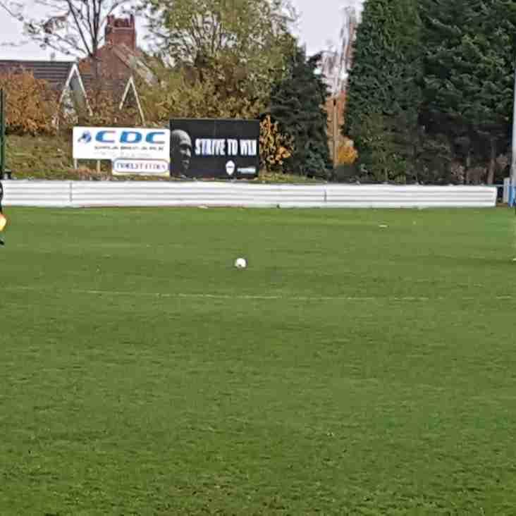 RESULT - Yorkshire Amateur 1-0 Garforth Town