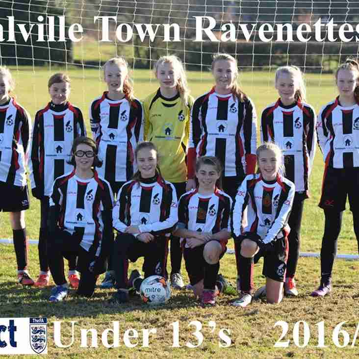 Another Coalville Town Team Make The County Cup Final