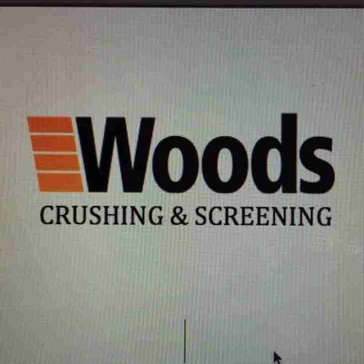 Woods Contract Crushing to the rescue