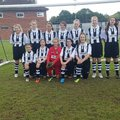 Under 16 Ravenettes   beat Asfodby Amateurs 9 - 0