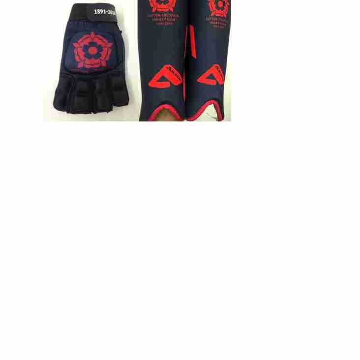 SPECIAL OFFER: GLOVES & SHINPADS