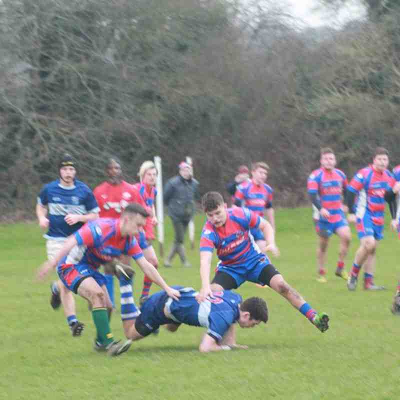 Sinners V Bishop Stortford