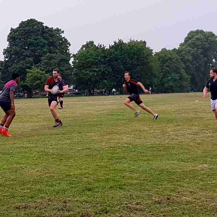 Touch Rugby's Back!