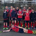 Mens 5th XI lose to West Bromwich 3 3 - 2