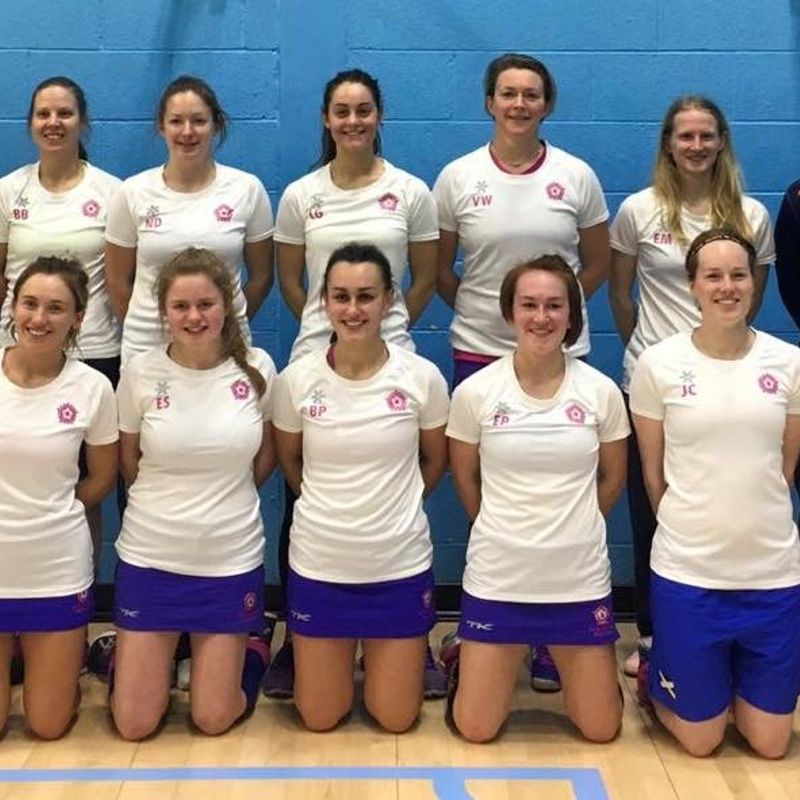 Mighty Pinks in indoor action again