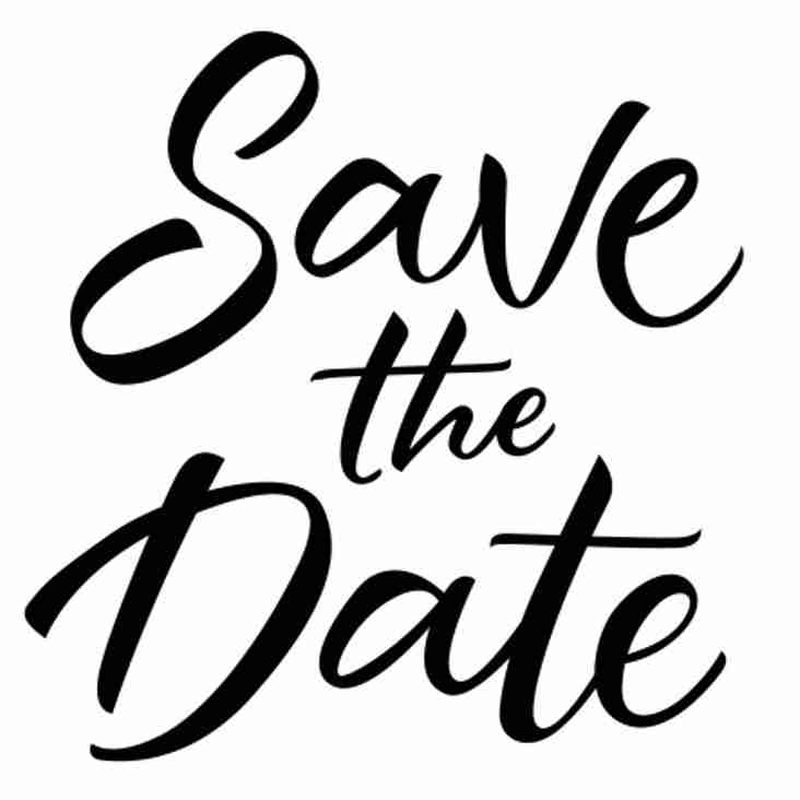 The Gala Ball is Saturday 11th May 2019
