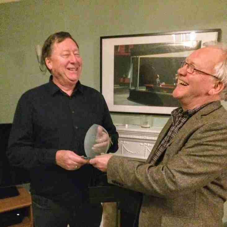 Tom Owens, Sutton Coldfield volunteer of the year 2018