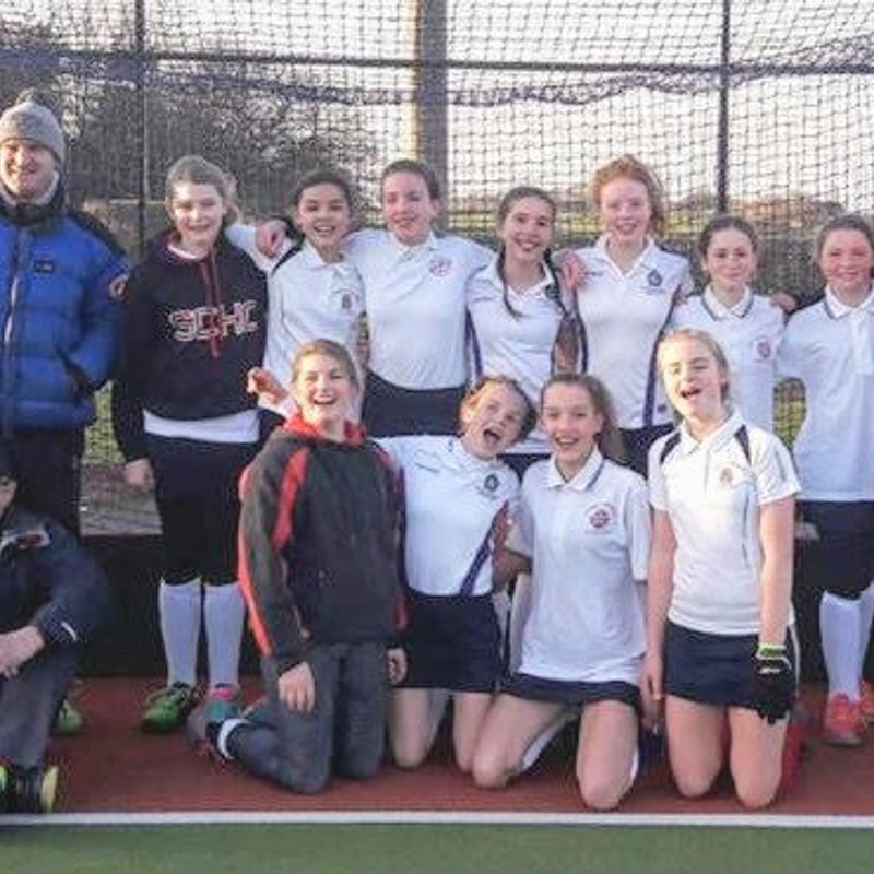 U14 Girls in Tier 2 Championship action Sunday 24 March