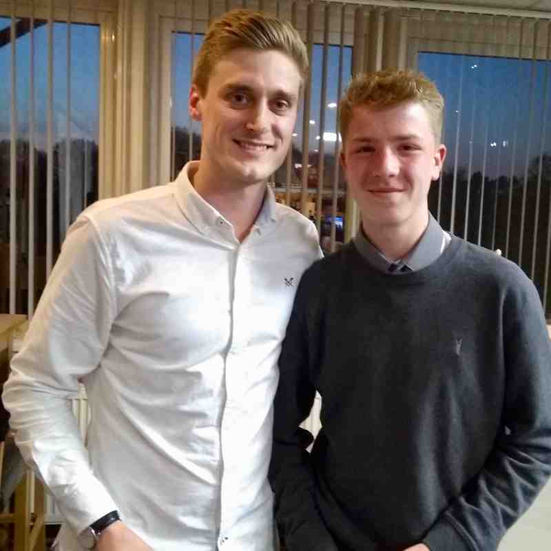 Young Player Awards 2019 - Men's and Badgers