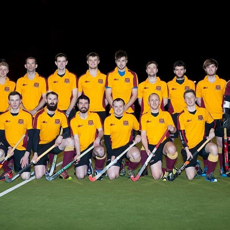 North Down 4 - 3 Mossley Hockey Club