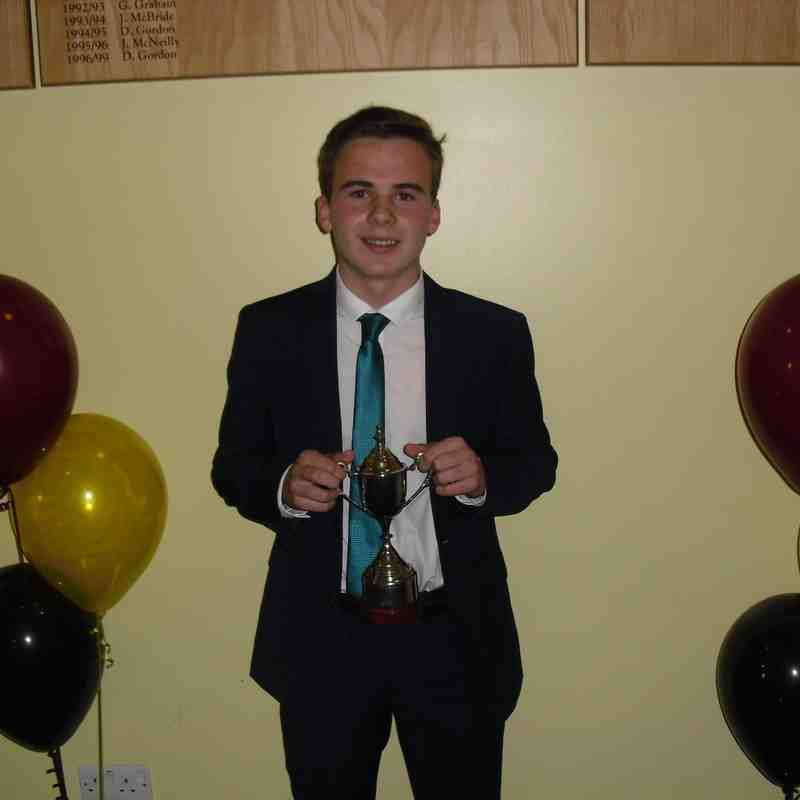 Cody Walker U15 Player of the Year