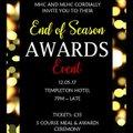 End of Season Awards Night