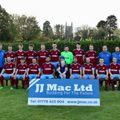 Raunds Town FC 2 - 2 Bourne Town FC