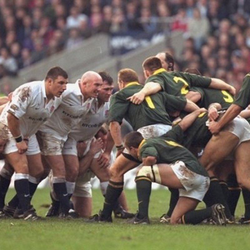 Autumn Internationals at Twickenham