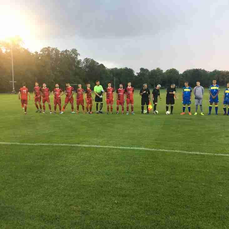 Senior Teams Weekend Preview - Coventrians / Gresley Reserves