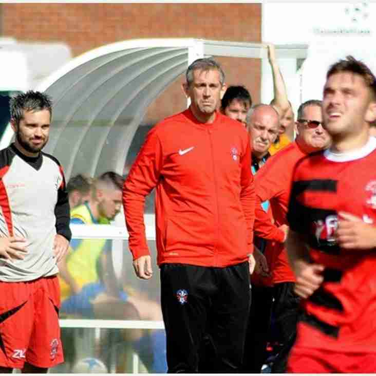 Senior Teams Weekend Preview - Alcester Town / Lichfield City Reserves