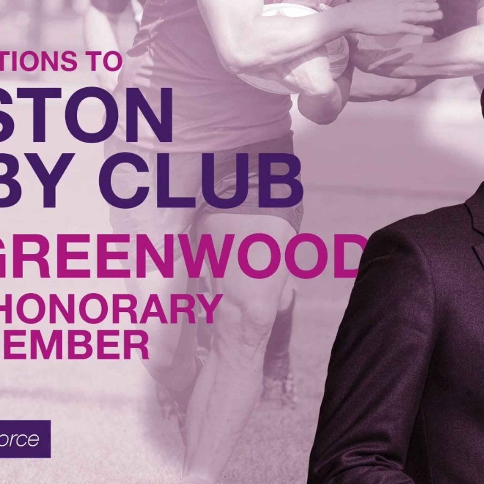 Exciting News: Will Greenwood Joins Royston Rugby Club!