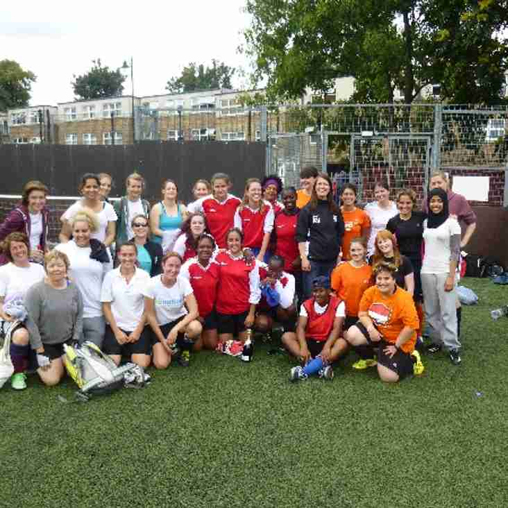 Wanderers WFC 5 aside football tournament a big success