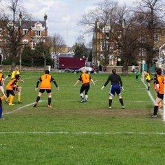 WFC v Brixton Tigers