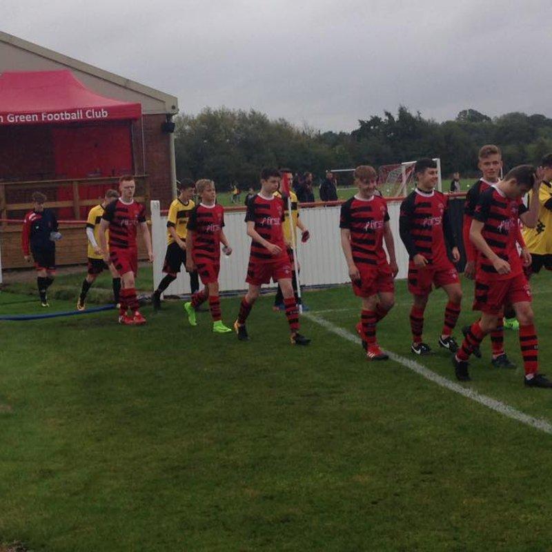 AFC Telford 6-0 Coton Green