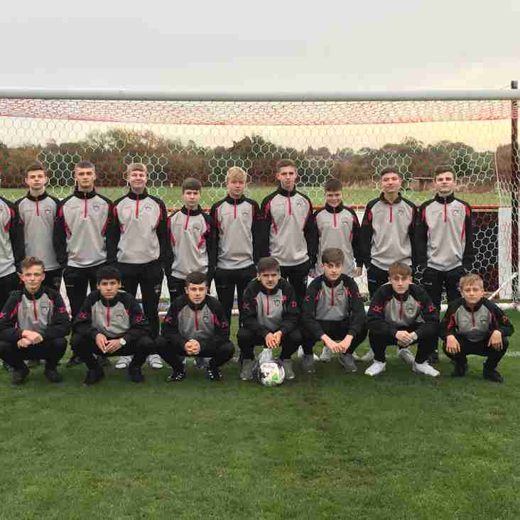 U16s Weekend Preview: Coventry United