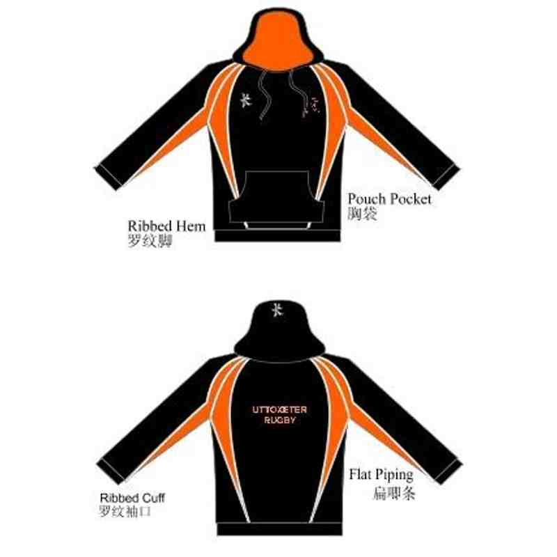 Kukri Team Hoody