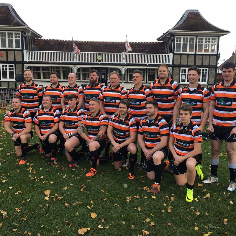 1st XV lose to Stafford 41 - 0