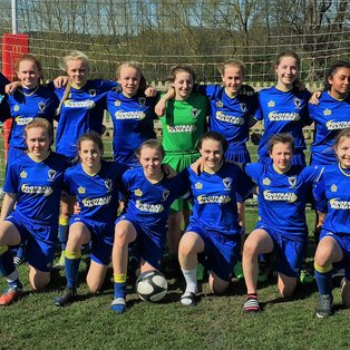 Fleet 1 v AFC Wimbledon 4; Surrey Premier League