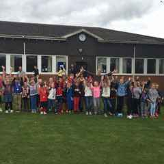Junior Club End of Season Presentations