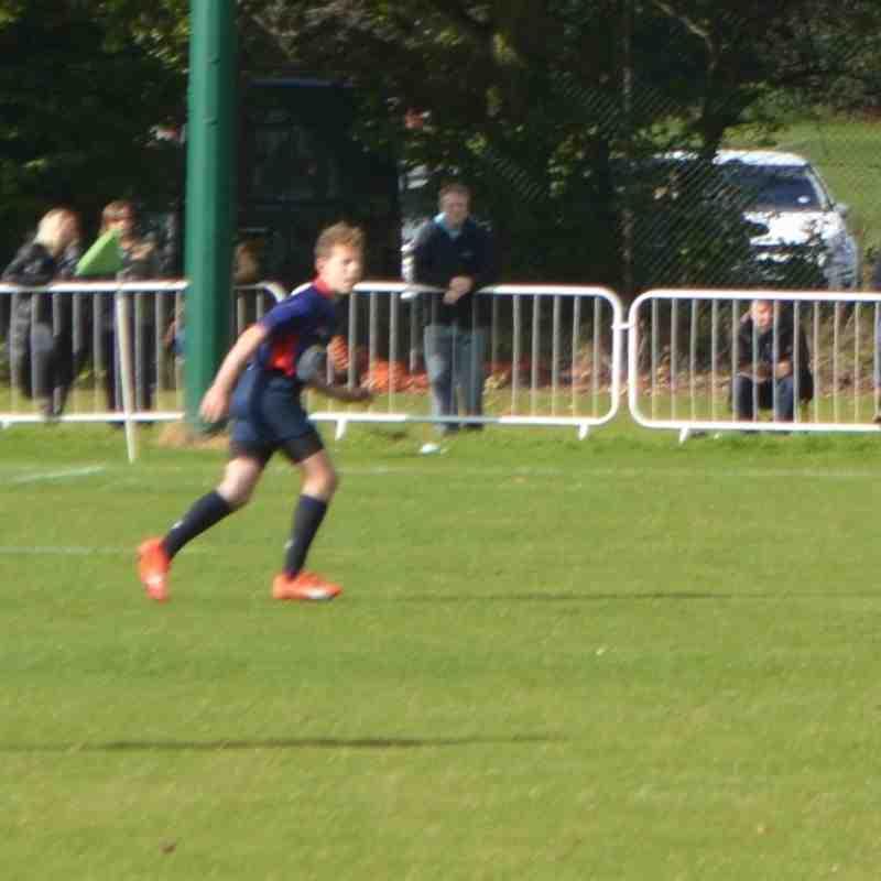 2016 Stoke 28  v Sutton Coldfield 5 (away)