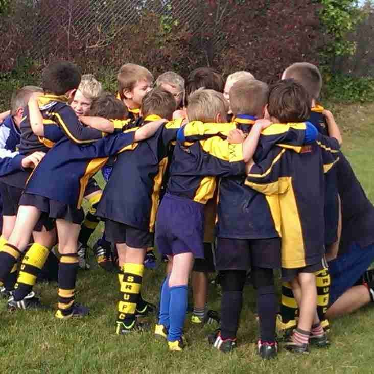 Stingers U7s photo upload