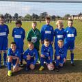 Uplands Rangers Yellows vs. Chelmsford City Youth F.C