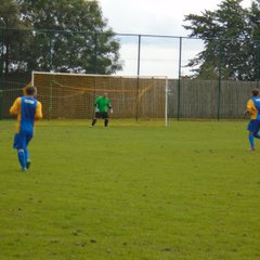 Hammers Reserves 1-7 Halifax AFC