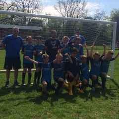 Ardley Utd (U12) 1 v 1  Harwell and Hendred