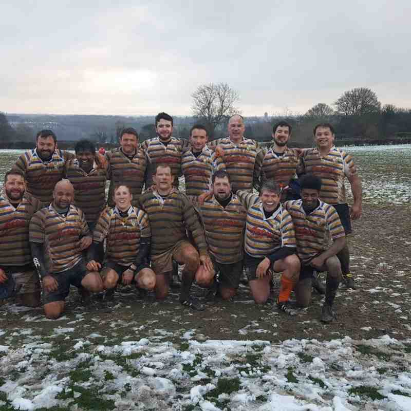 Marlin XV v Chipstead - 14th January 2017