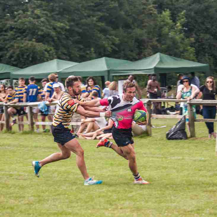 Great day had by all at the club's fun 7s day