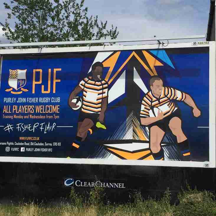 PJF welcome any new players interested in playing rugby during the coming season