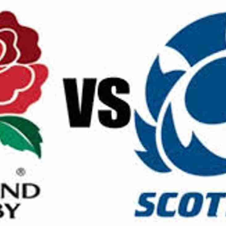 Last weekend of the Six Nations at the Pightle