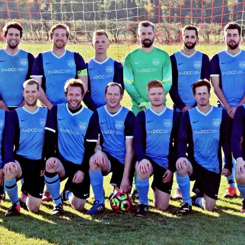 FC Hitchin vs AC Malone 06/11/16