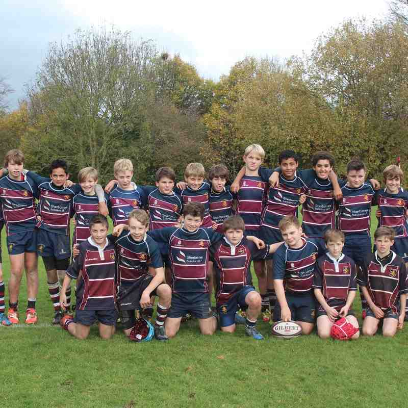 Old Pats u13 A v Old Cryptians