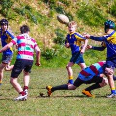 Under 13s v Bude - 17th April 2016