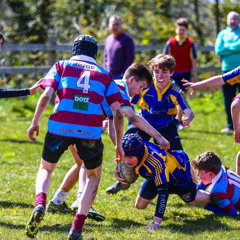 Under 13s v Bude - 17th April 2016