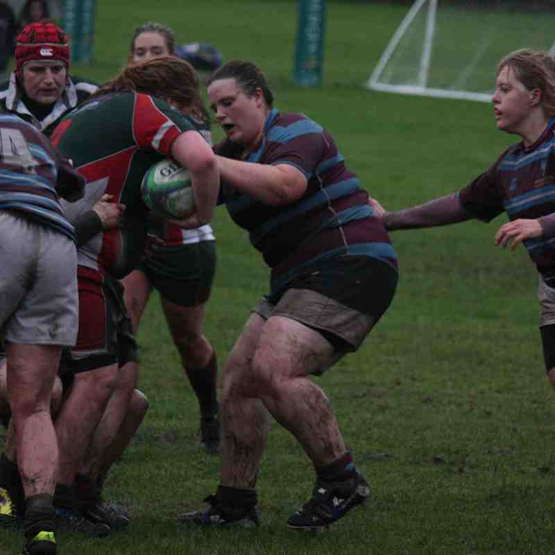 Wimbledon Ladies v Plymouth Albion Ladies - 23 November 2014